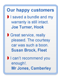 What are our customers saying about us?